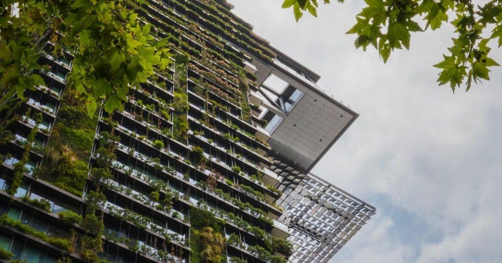 verde verticale Sidney