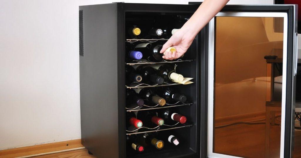 cantinetta per il vino da casa