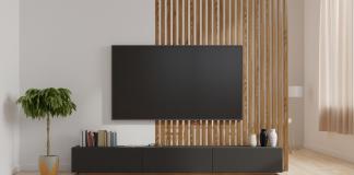supporto tv a muro