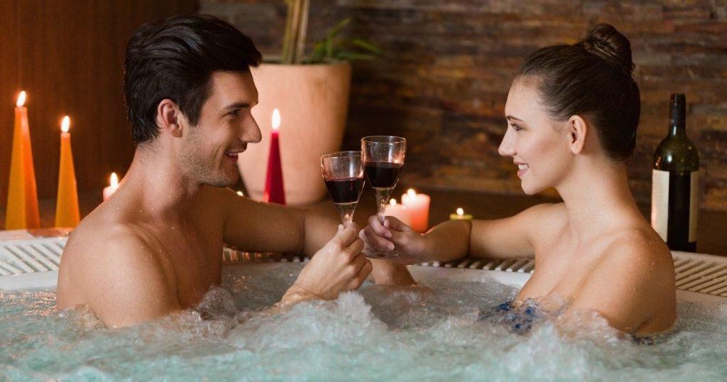 spa Intex in coppia