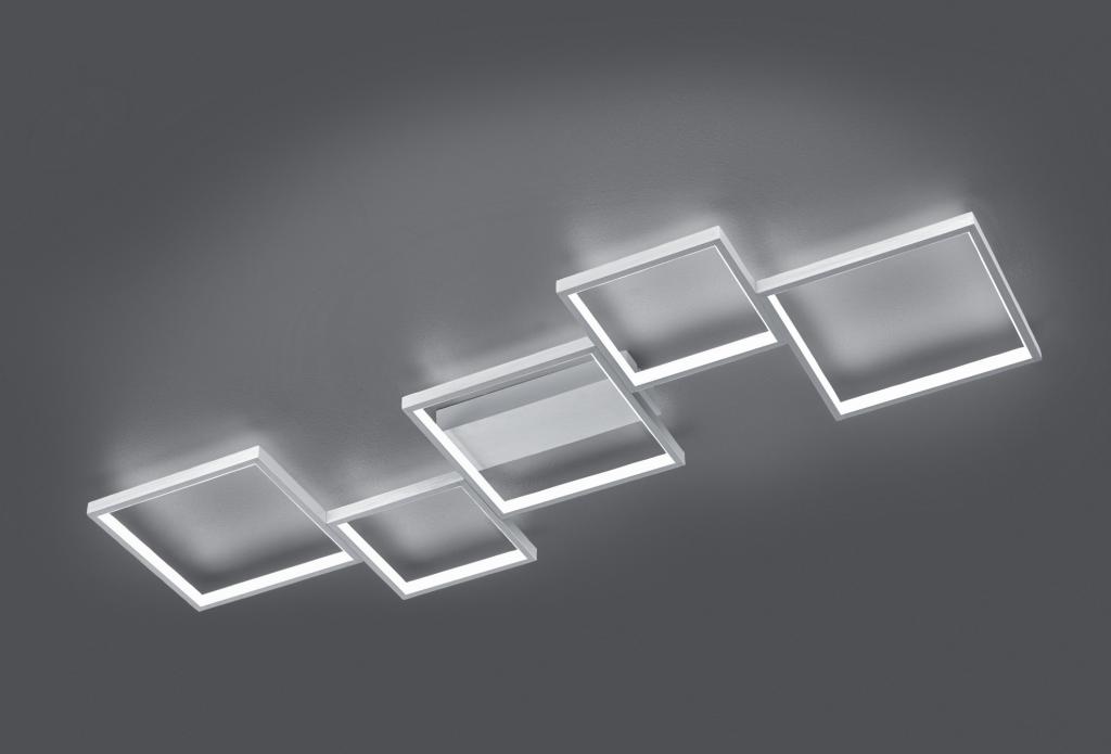 plafoniera led design dimmerabile