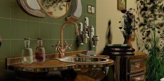 modelli di lavabo per il bagno