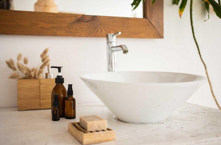 miscelatore bagno e cucina